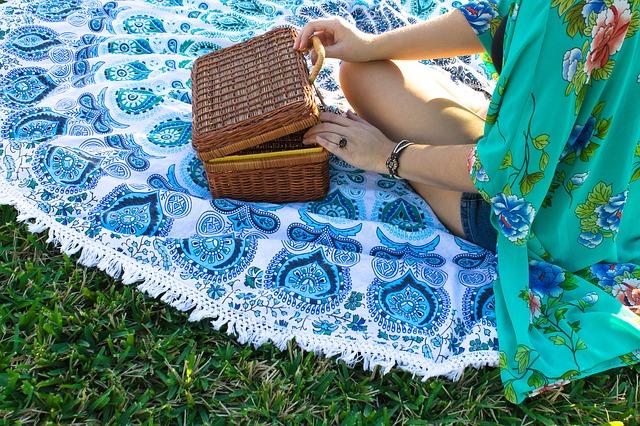 piknik na dece